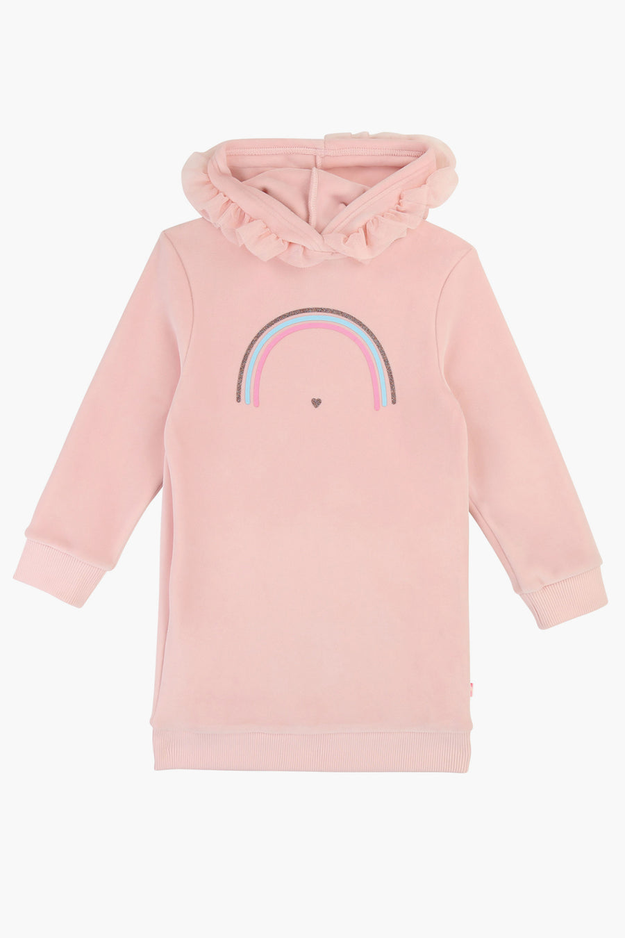 Billieblush Hoodie Rainbow Girls Dress