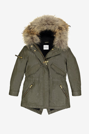 SAM. Girls Hudson Coat