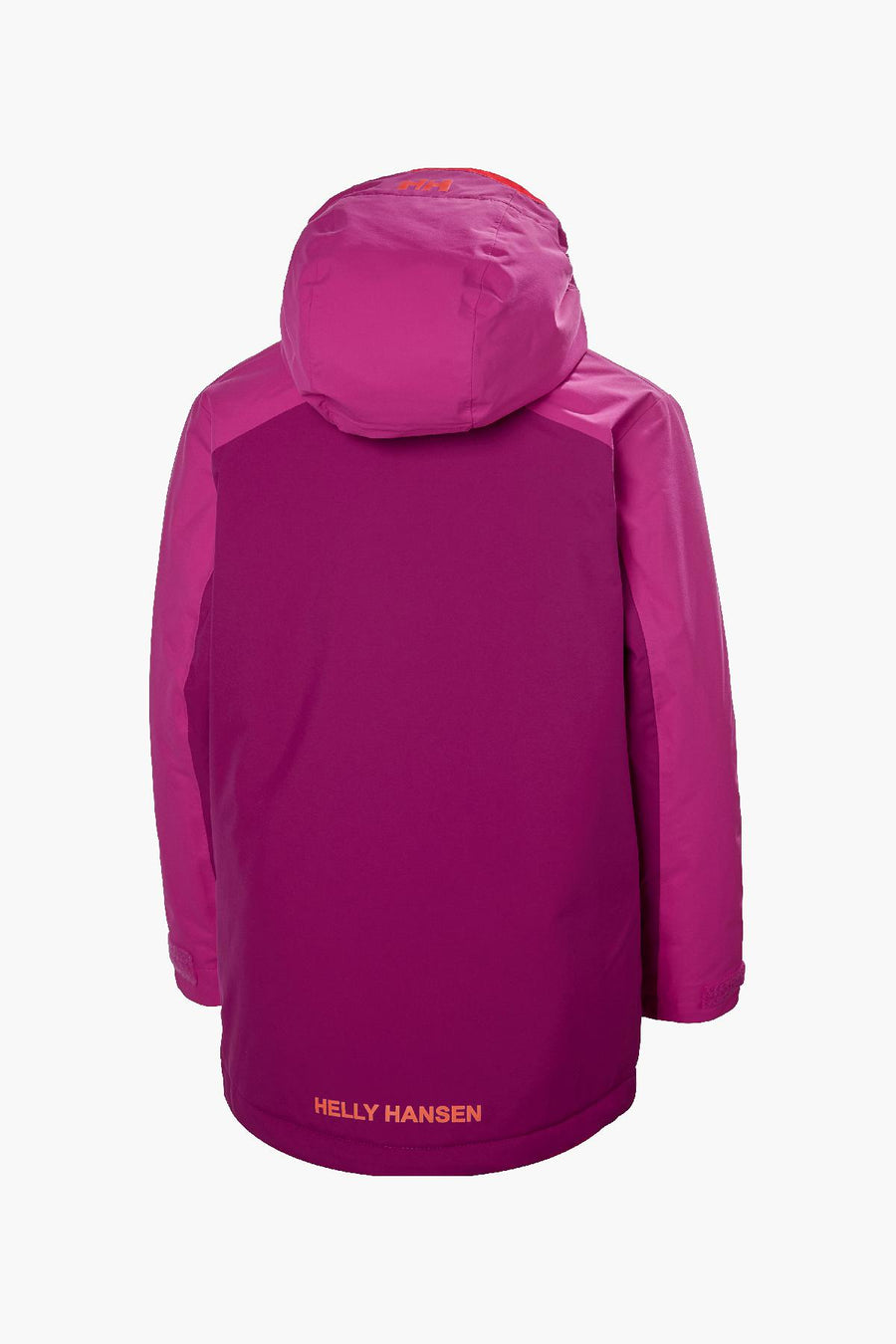 Helly Hansen Jr Hillside Jacket - Dragon Fruit