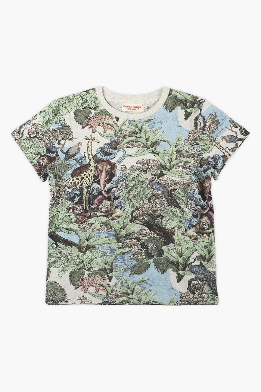 Paper Wings Jungle Boys Shirt
