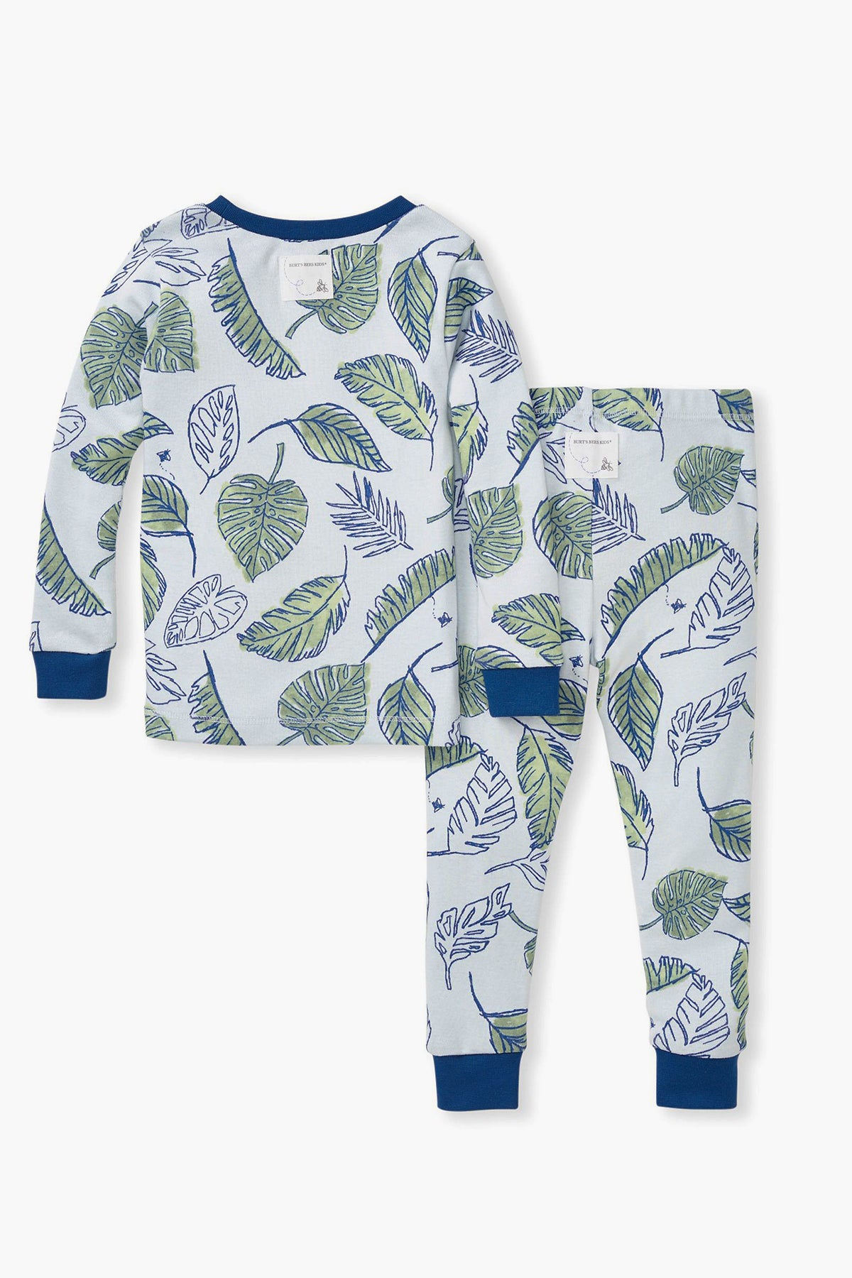 Burt's Bees Jungle Canopy Boys Pajama Set