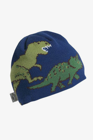 Jurassic Knit Hat - Blue