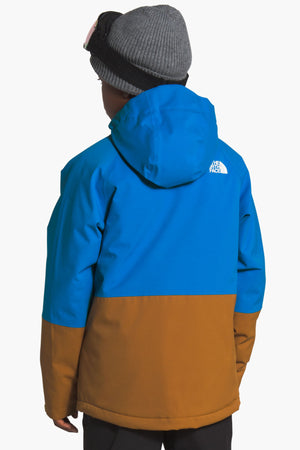 The North Face  Kids Chakado Insulated Jacket - Clear Lake Blue