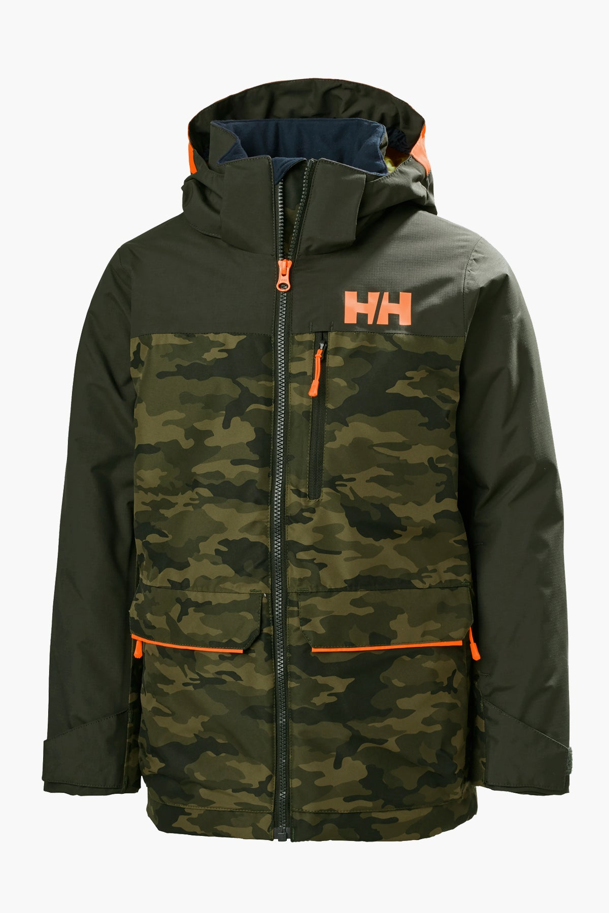 Helly Hansen Kids Jacket Tornado - Camo