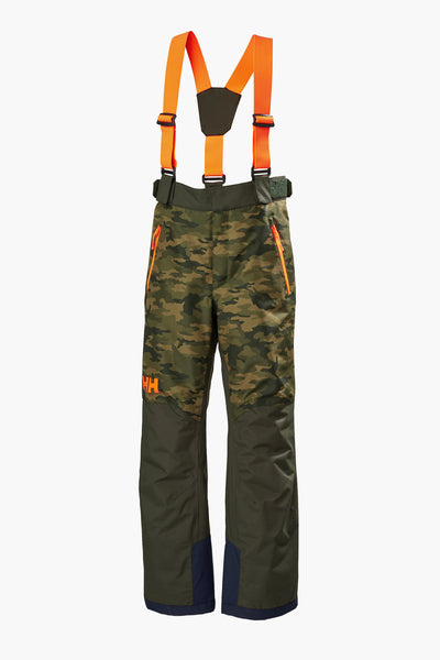 Helly Hansen Kids Snowpant No-Limits Camo