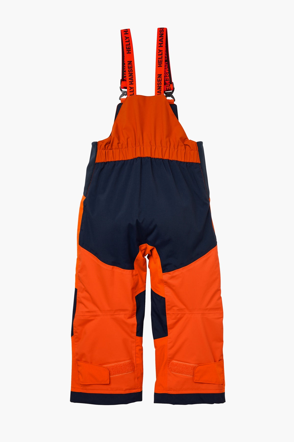Helly Hansen Kids Snowpants Rider 2 Bib - Neon Orange