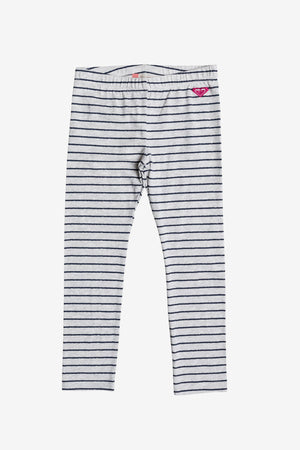 Roxy Girls Striped Girls Leggings