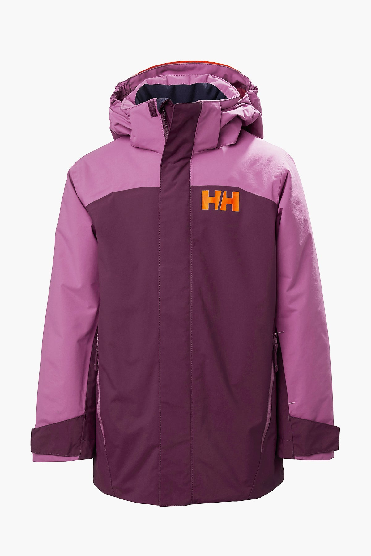 Helly Hansen Kids Jacket Level - Purple Potion