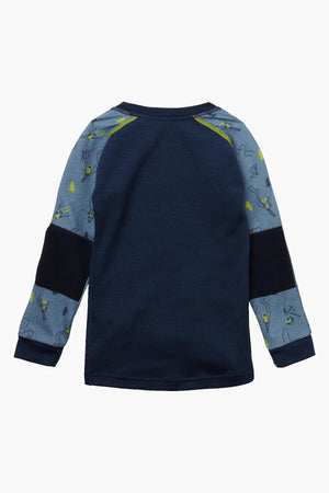 Helly Hansen Lifa Merino Set - Blue Fog