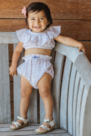 Pink Chicken Loretta Baby 2-Piece Set