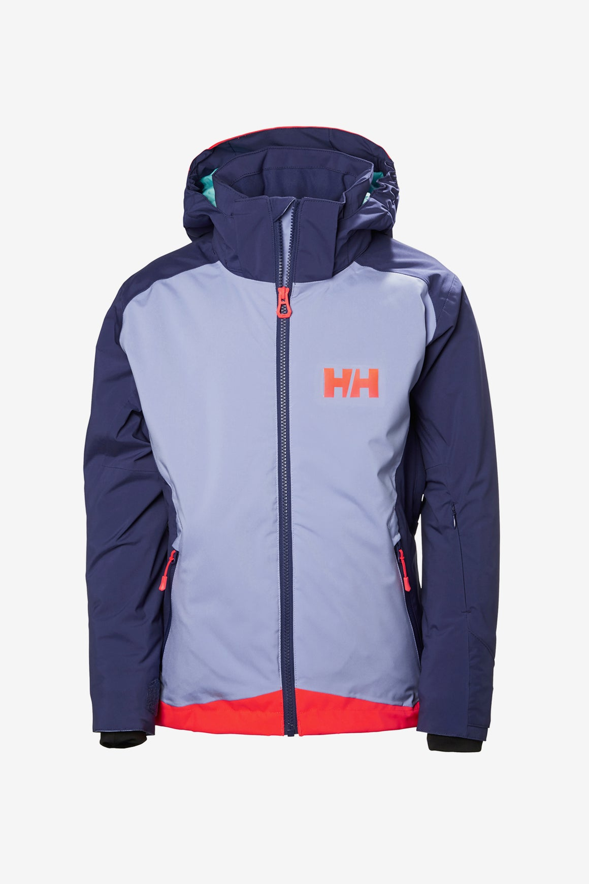 Helly Hansen Jr Louise Jacket - Lilac