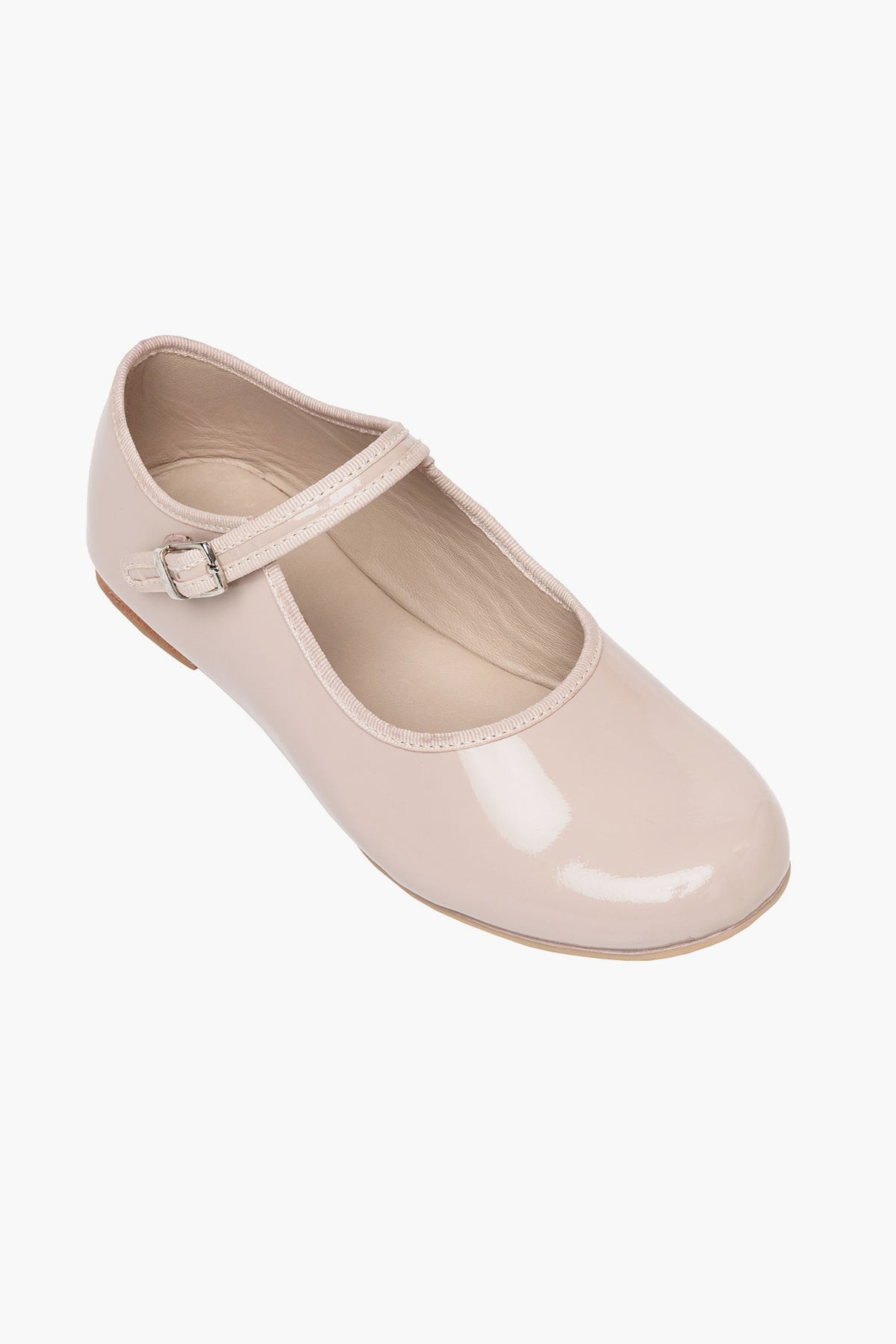 Elephantito Mary Jane Girls Shoes - Dusty Pink