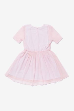 OMAMImini Fit and Flare Dress - Pink