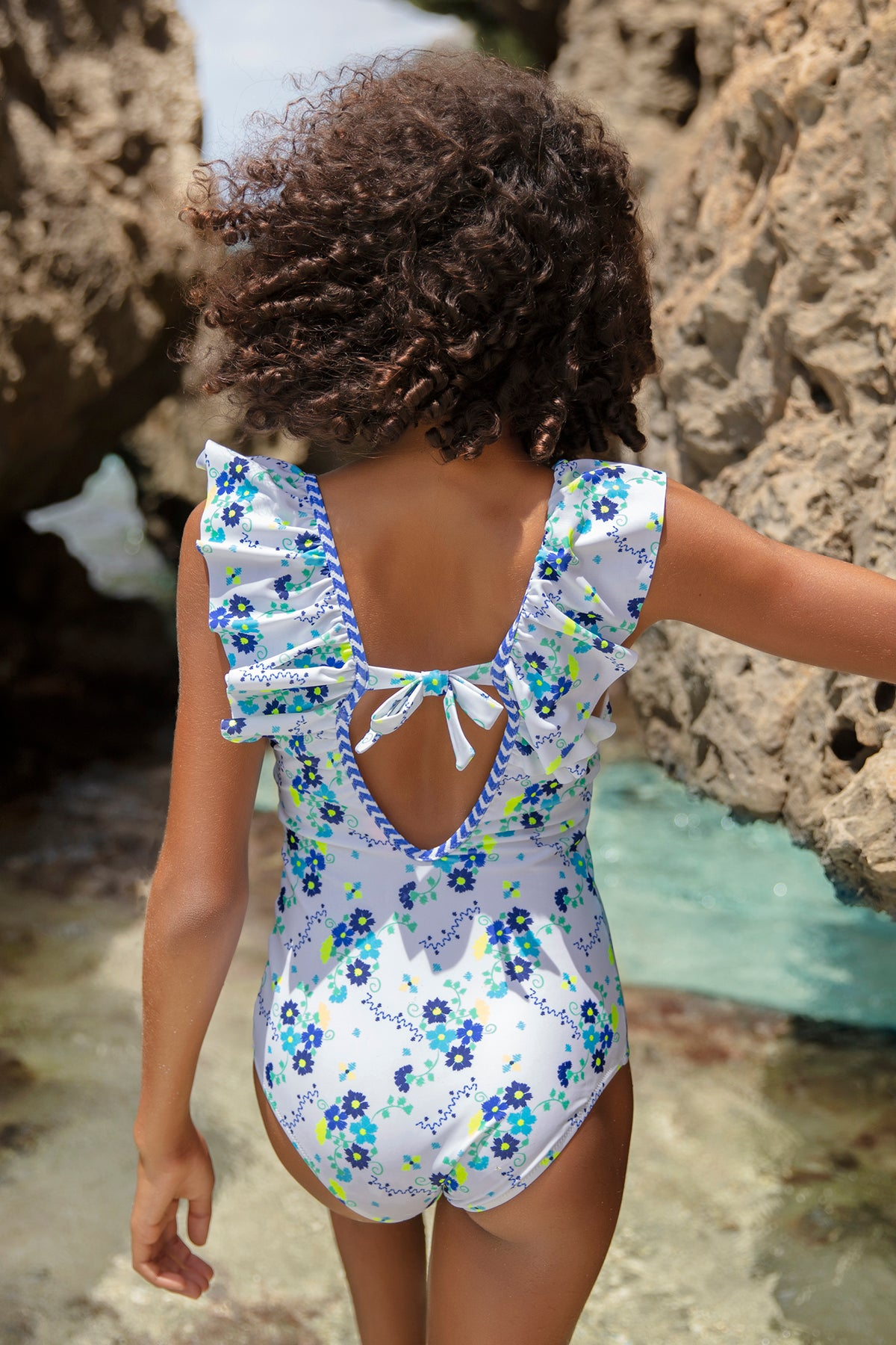 Sunuva Mexicana Girls Swimsuit