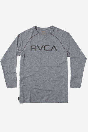RVCA Micro Mesh Long-Sleeve T-Shirt
