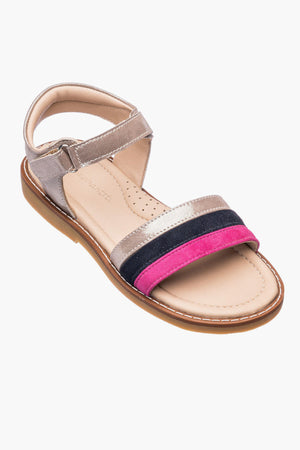 Elephantito Missy Girls Sandals - Fuchsia