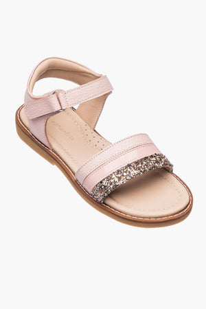 Elephantito Missy Girls Sandals - Pink