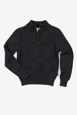 Appaman Mock Neck Sweater