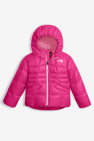 The North Face Little Girls Moondoggy Jacket - Pink