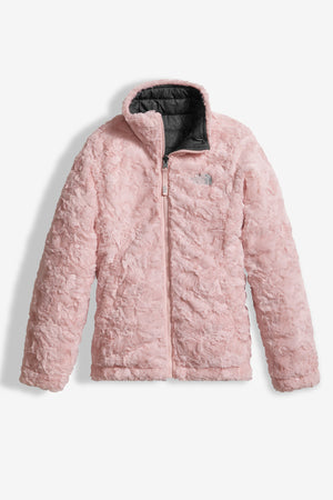 The North Face Girls Reversible Mossbud Swirl Jacket