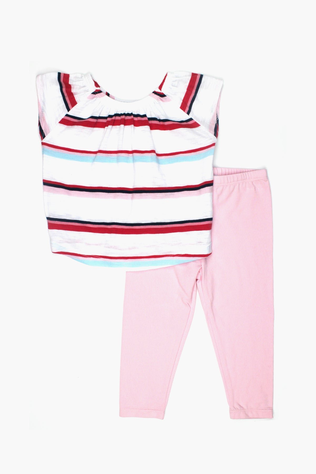 Splendid Multi Stripe Girls 2-Piece Set