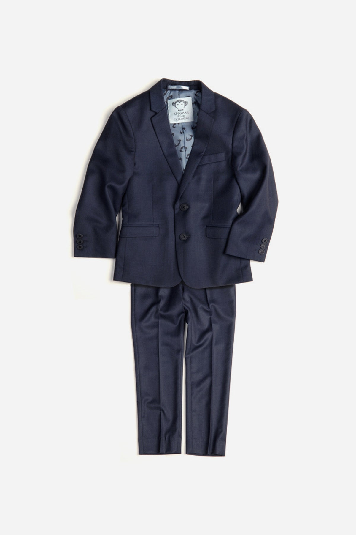 Boys Suit in Navy