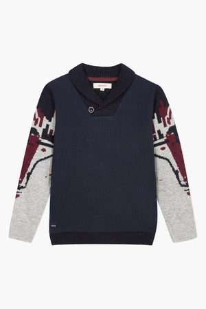 Catimini Navy Sweatshirt