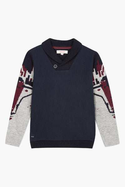 Catimini Rocket Navy Boys Sweater