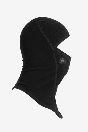 Turtle Fur Ninja Balaclava - Black