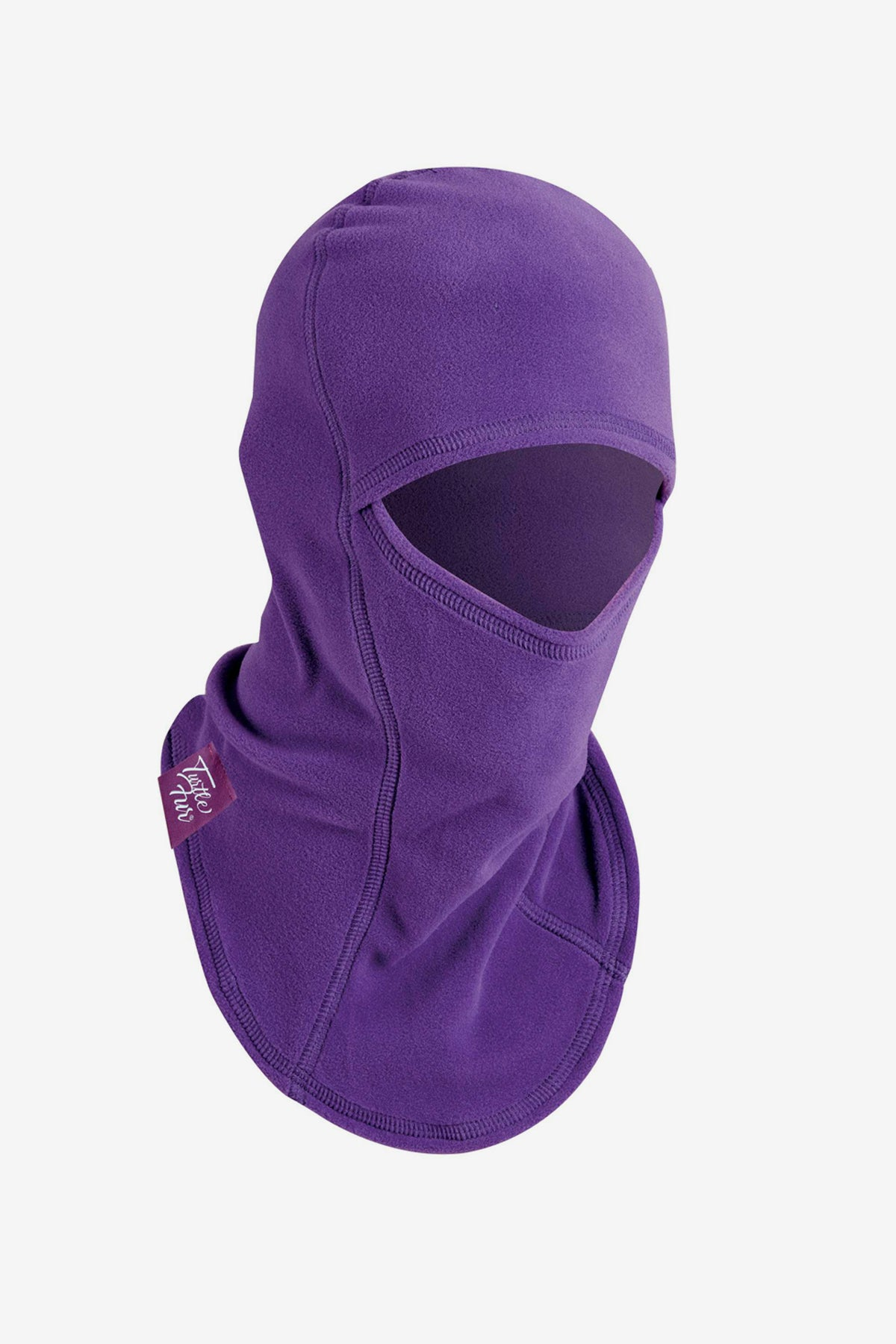 Turtle Fur Ninja Balaclava - Purple