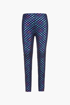 Appaman Novelty Dots Girls Legging S