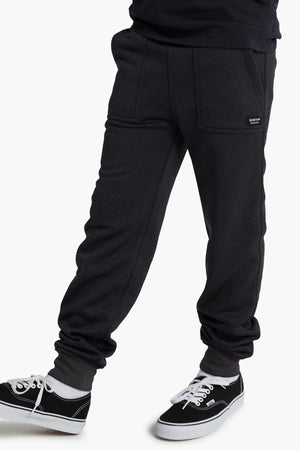 Burton Oak Kids Pant - True Black Heather