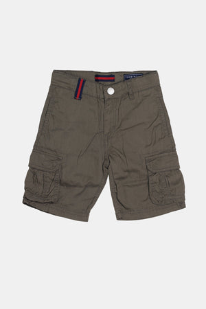 Toobydoo Olive Chino Boys Short