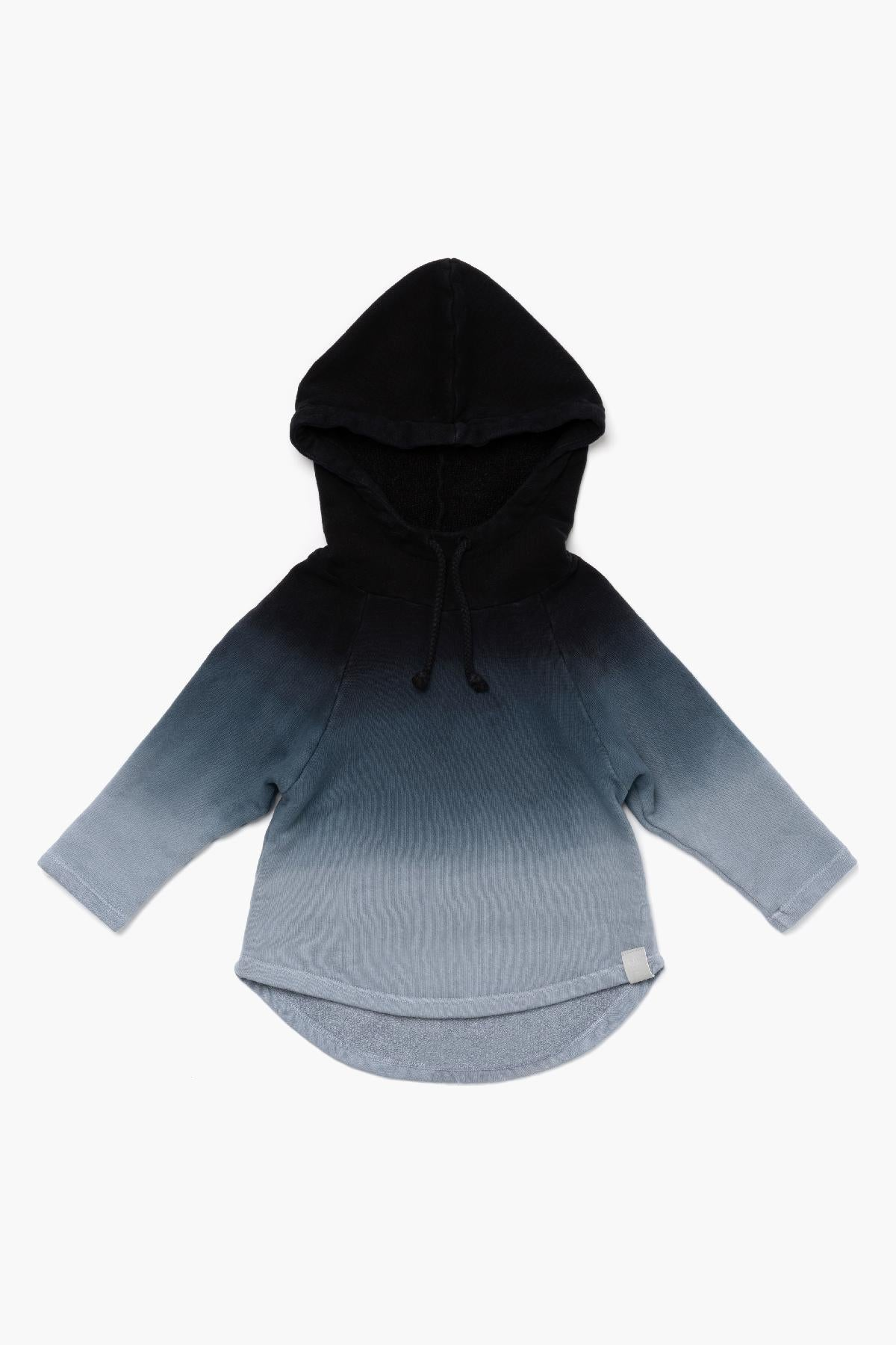 OMAMImini Ombre Terry Hoodie
