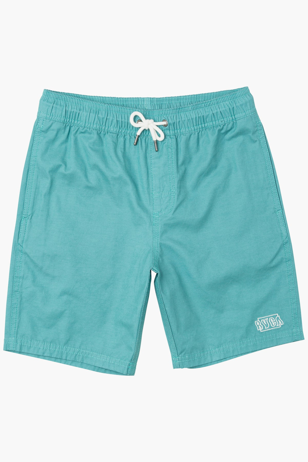 RVCA Opposites Boys Swim Short - Bermuda Blue