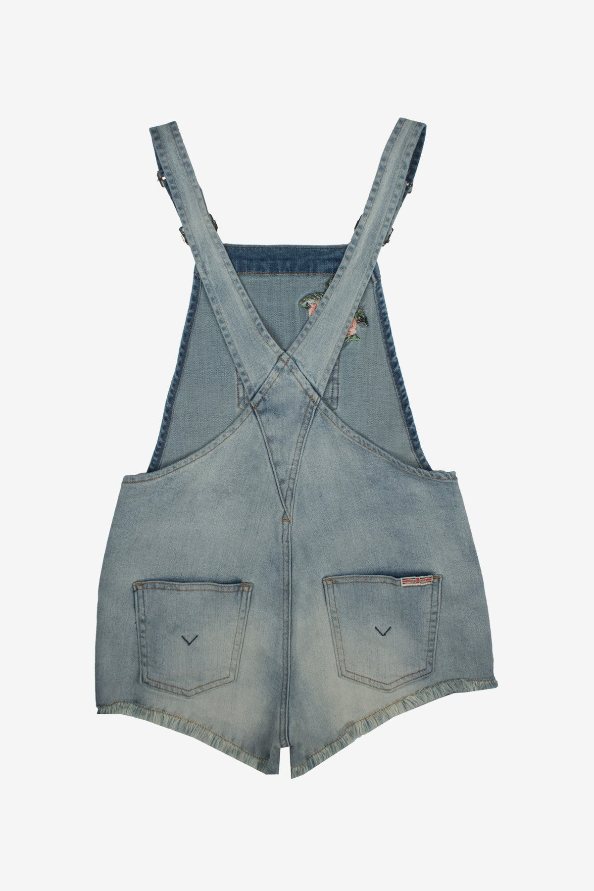 Hudson Denim Shortall