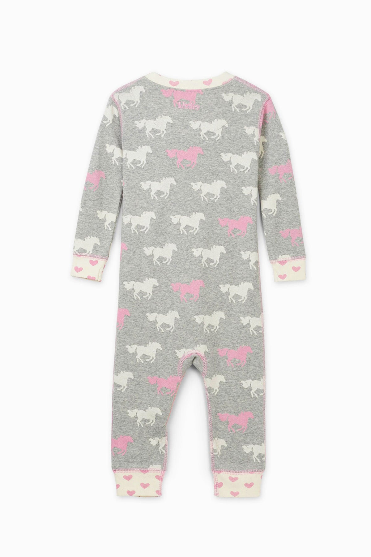 Hatley Pasture Horses Coverall