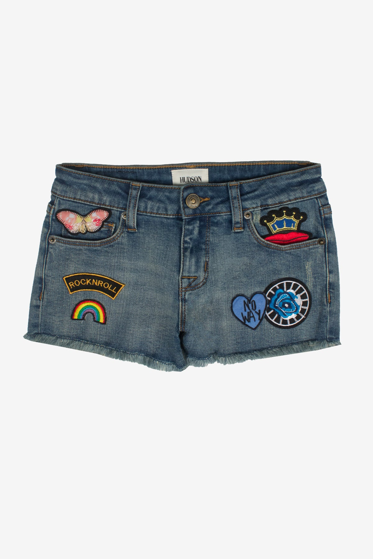 Hudson Patches Short