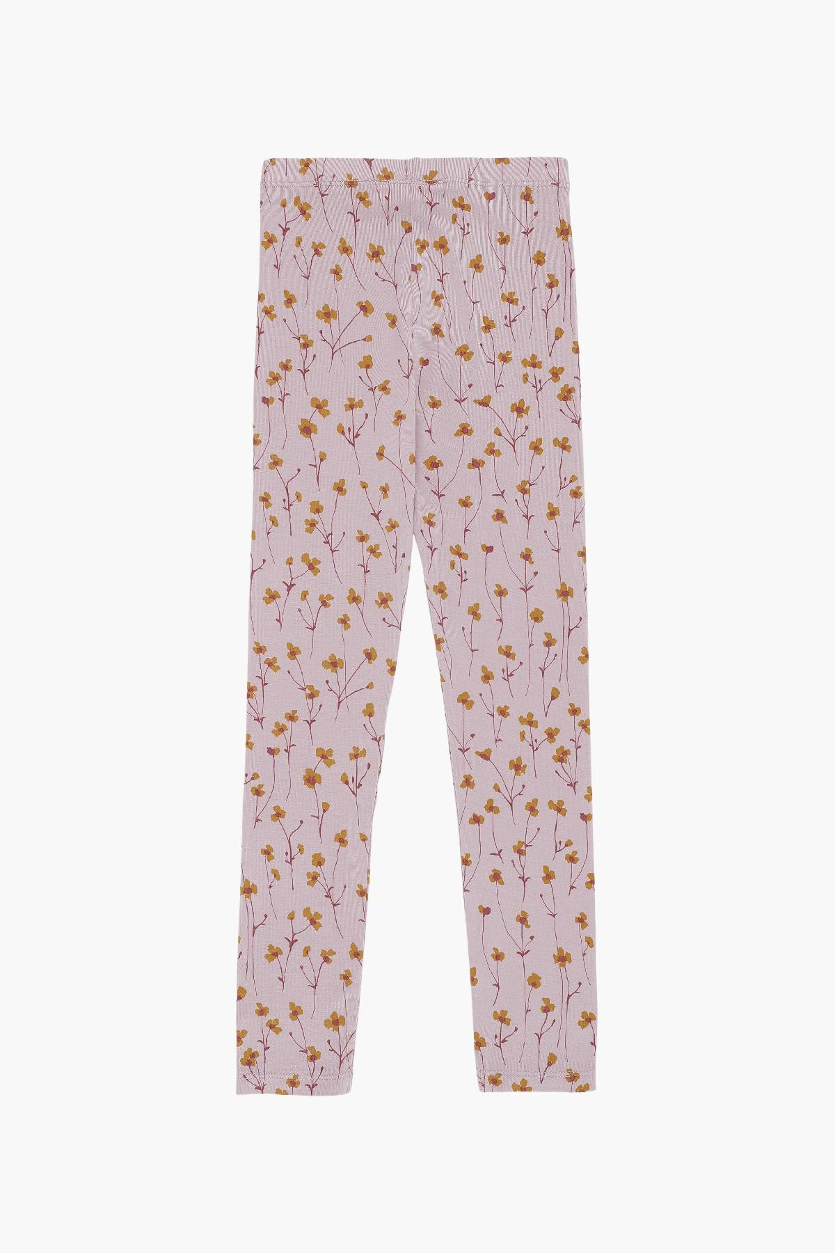 Soft Gallery Paula Girls Leggings - Dawn Pink