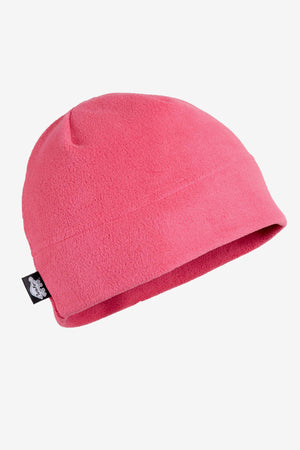 Fleece Beanie Hat - Blossom
