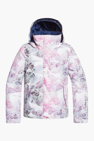 Roxy Jetty Girl Jacket - Mysterious View