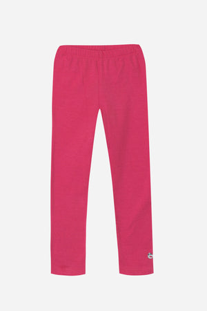 3pommes Basic Girls Leggings - Tropical Pink