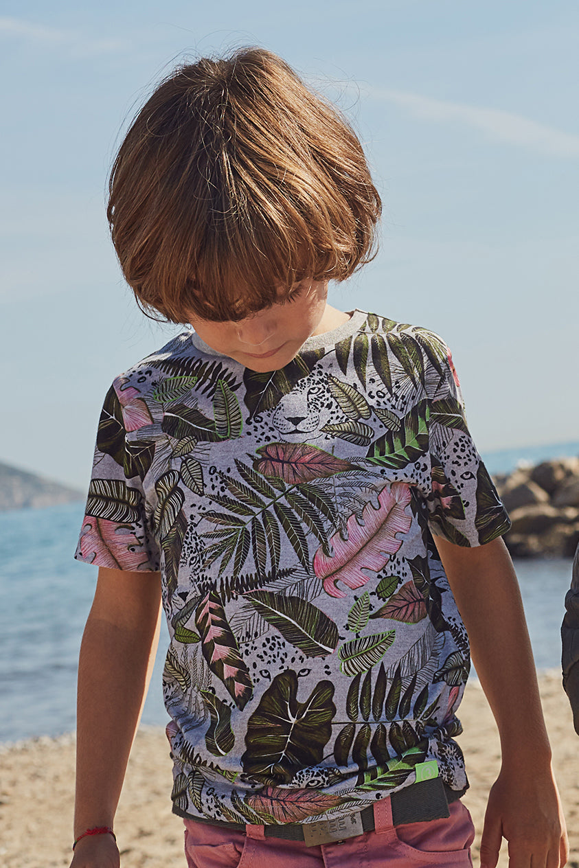 3pommes Plantlife Boys Shirt