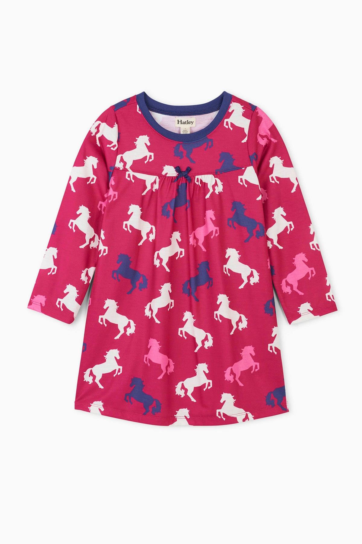 Hatley Playful Horses Nightdress