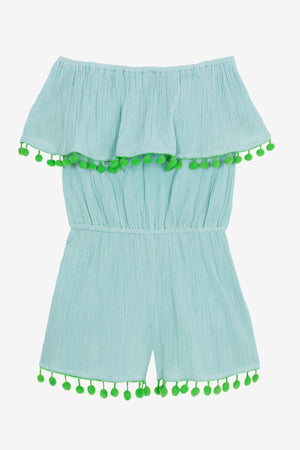 Wild & Gorgeous Playtime Girls Romper