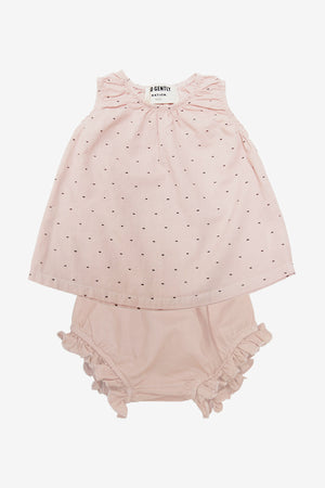 Go Gently Nation Sand Poplin Set