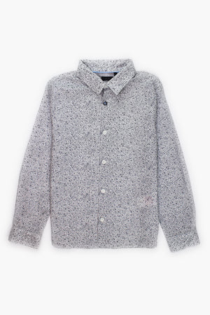 IKKS Print Oxford Boys Shirt