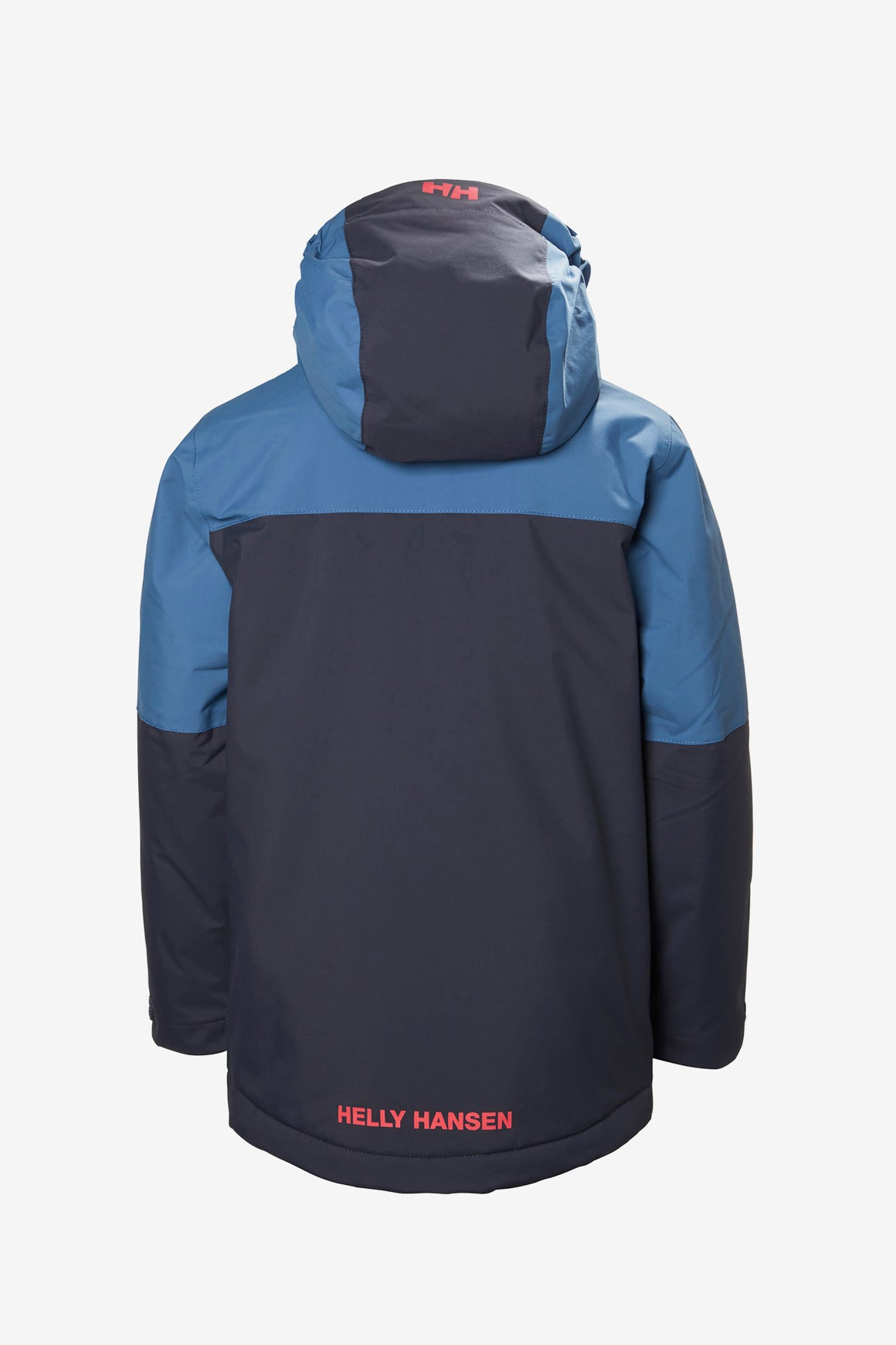 Helly Hansen Jr Progress Jacket - Graphite Blue