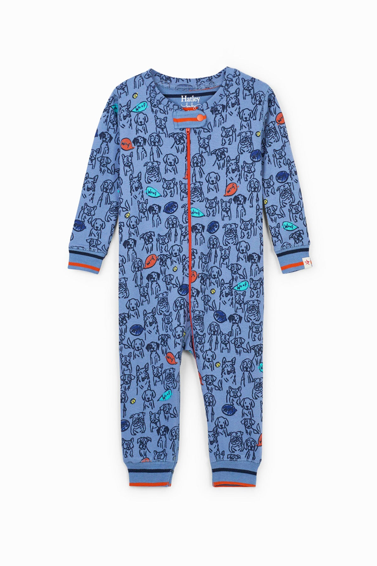 Hatley Puppy Pals Coverall