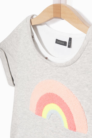 IKKS Rainbow 2-in-1 Top